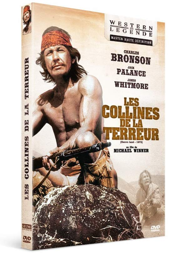 Les collines de la terreur . Chato's Land . 1971 . Michael Winner 61sbga10