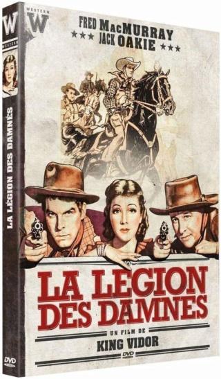 La Légion des Damnés. The Texas Rangers. 1936. King Vidor. 718qsb10