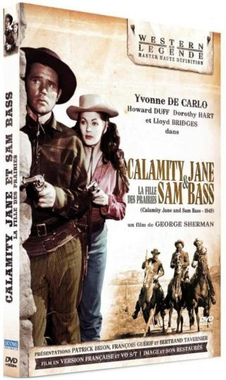 La fille des prairies - Calamity Jane and Sam Bass - 1949 - George Sherman 71jurb11