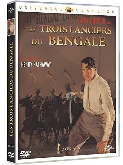 Les trois lanciers du Bengale - The Lives of a Bengal Lancer - 1935 - Henry Hathaway 71mjkl10
