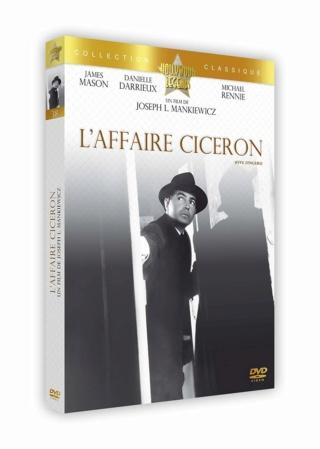 L'Affaire Cicéron. Five Fingers. 1952. Joseph L. Mankiewicz. 71to5j10