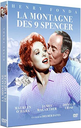 La Montagne des neuf Spencer - Spencer's Mountain - 1963 - Delmer Daves 815g9g10