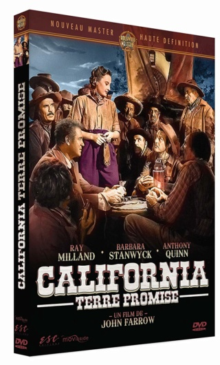 Californie, terre promise - California - 1947 - John Farrow 81fngb11