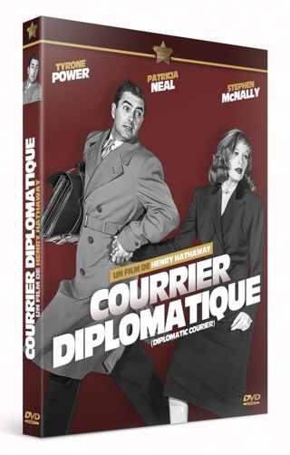 Courrier diplomatique - Diplomatic Courier - 1952 - Henry Hathaway 81ixqk11