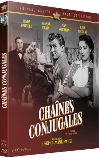 Chaînes conjugales. A Letter to Three Wives. 1949. Joseph L. Mankiewicz. 81nwif10