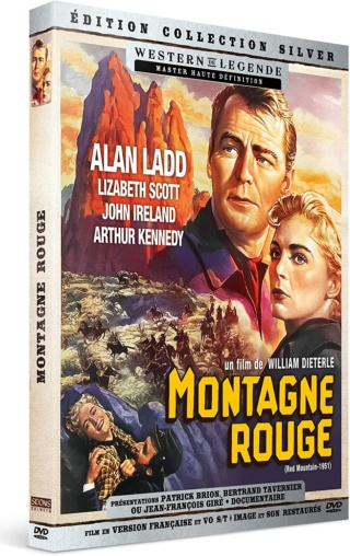 Montagne rouge - Red Mountain - 1951 - William Dieterle 91oq5610