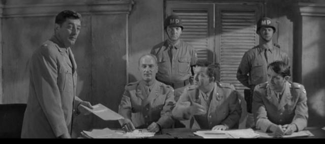 L'affaire Winston - Man in the Middle - 1964 - Guy Hamilton Captur88