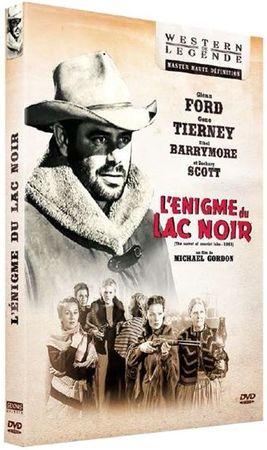 L'Énigme du lac noir. The Secret of Convict Lake. 1951.  Michael Gordon. Dvd-l-11