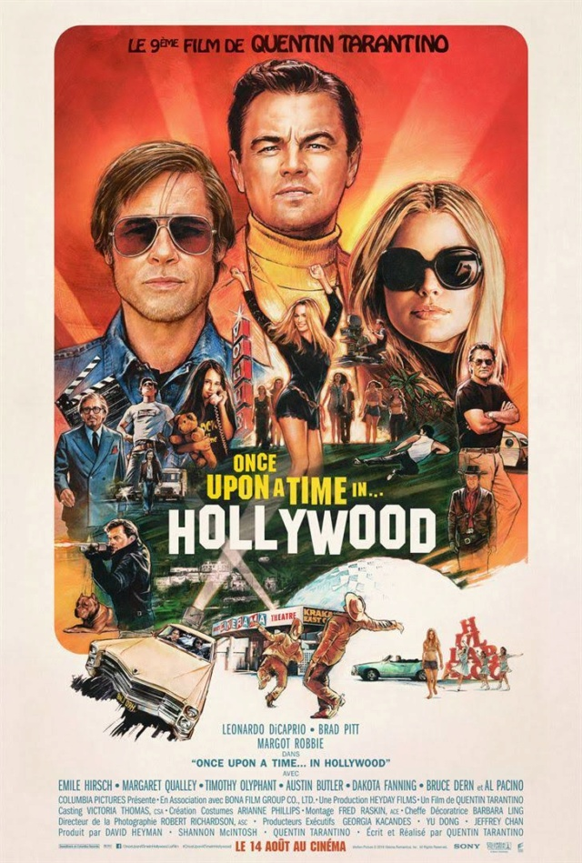 Once upon a time... in Hollywood - 2019 - Quentin Tarantino Images13