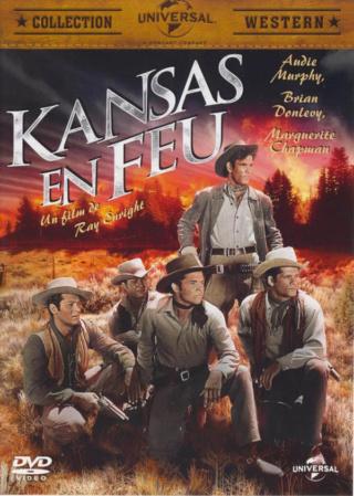 Kansas en feu - Kansas Raiders - 1950 - Ray Enright Jaquet15