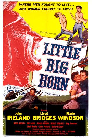 La rivière de la mort - Little Big Horn - 1951 - Charles Marquis Warren Mv5bmm10
