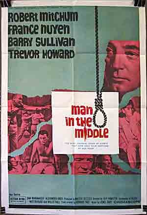 L'affaire Winston - Man in the Middle - 1964 - Guy Hamilton Mv5bmt10