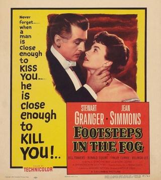 Des pas dans le brouillard - Footsteps in the Fog - 1955 - Arthur Lubin Mv5bnw11