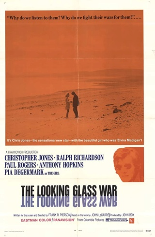 Le miroir aux espions - The Looking Glass War - 1970 - Frank Pierson Mv5bzd10
