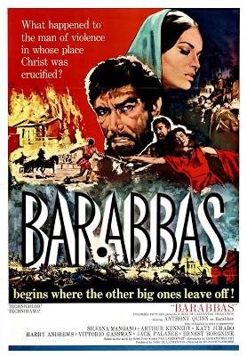 Barabbas - 1961 - Richard Fleischer Poster14