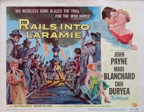 Seul contre tous - Rails into Laramie - 1954 - Jesse Hibbs Ril00110