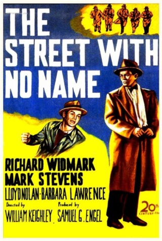 La dernière rafale - The street with no name - 1948 - William Keighley Th10