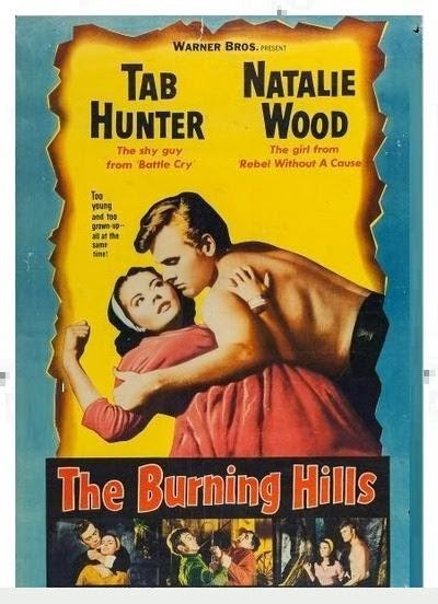 Collines brûlantes - The Burning Hills - 1956 - Stuart Heisler The-bu11