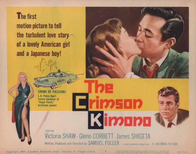 Le kimono pourpre - The Crimson Kimono - 1959 - Samuel Fuller The-cr10