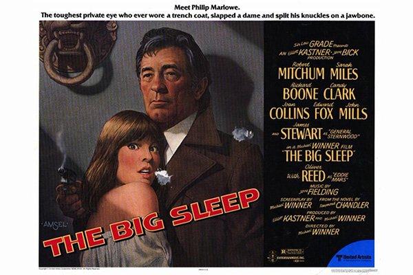Le grand sommeil - The Big Sleep - 1978 - Michael Winner Thebig10