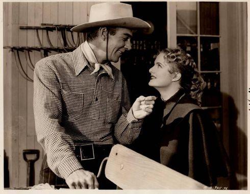 Face au châtiment - The Doolins of Oklahoma - 1949 - Gordon Douglas Virgin10