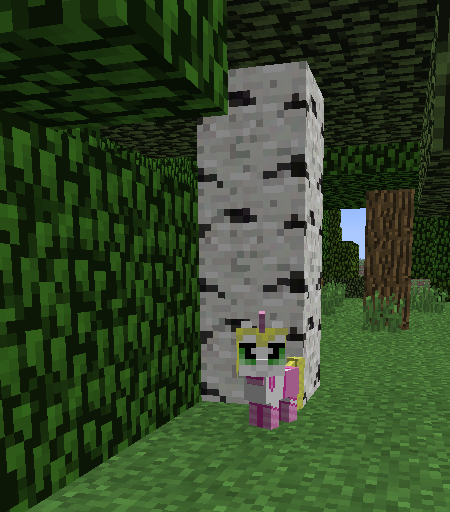 Minecraft MLP Show us your stylish self  Lola_m10