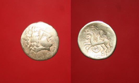 Les monnaies d'or gauloises des membres ... Quart10