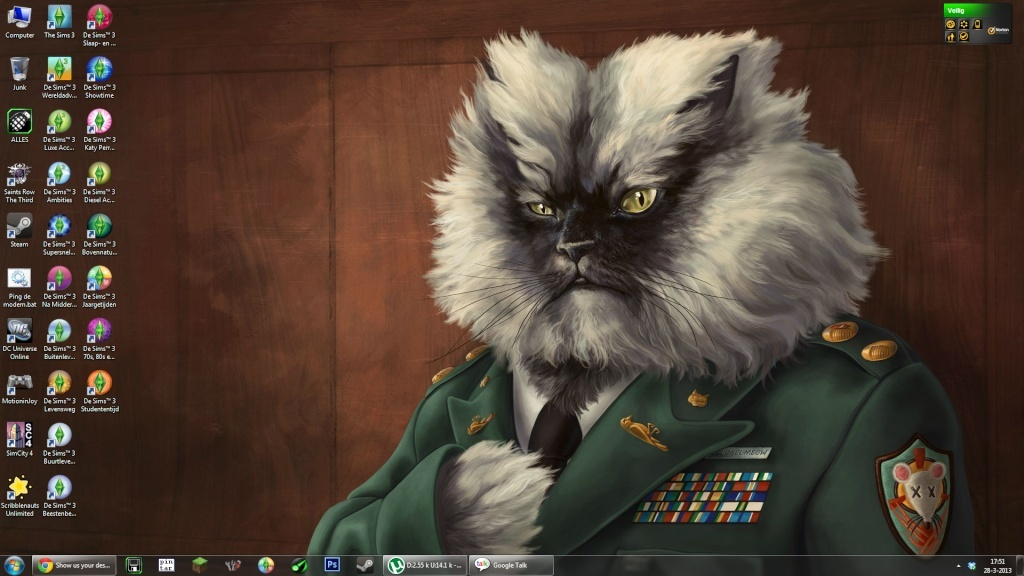 Show us your desktop! - Page 3 Moi10