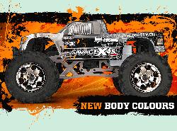 [news] Savage X 4.6 2013 nouvelle couleur de carroserie........ Savage12