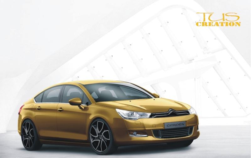 2014/5 - [FUTUR MODÈLE] Citroën C5 MK3 [X8/X9] - Page 3 C5iii-11