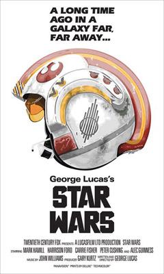 Star Wars : série d'affiches détournées Star-w19
