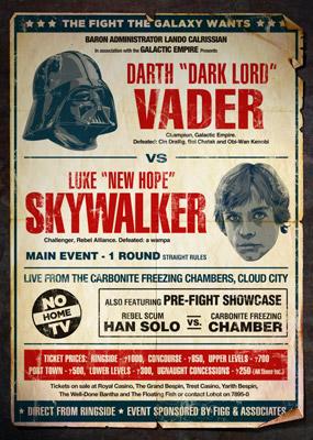 Star Wars : série d'affiches détournées Star-w22