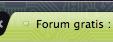 "Togliere ""forum gratis"" dal nome del forum Scherm11"