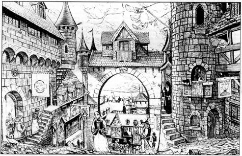 Mordheim buildings  - Page 2 Talism10
