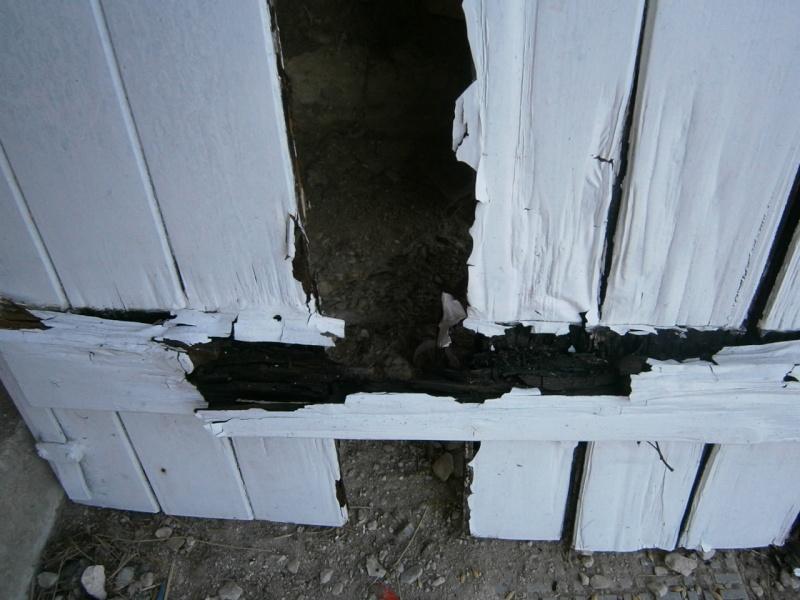 Remplacement d'un volet de porte par jb53 P8140311