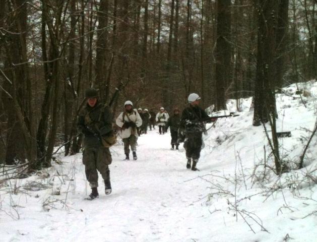 Marche de la 82ème Airborne 2013 Img_0422