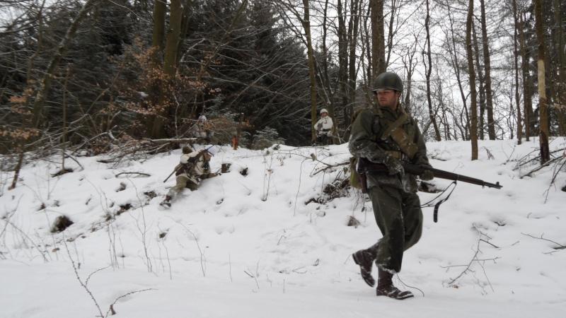 Marche de la 82ème Airborne 2013 Marche23
