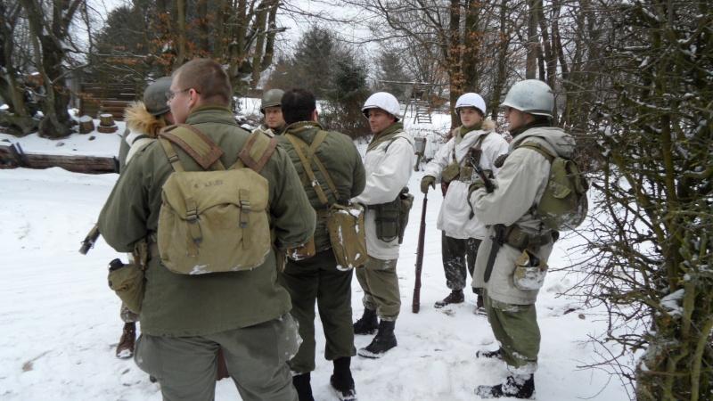 Marche de la 82ème Airborne 2013 Marche33