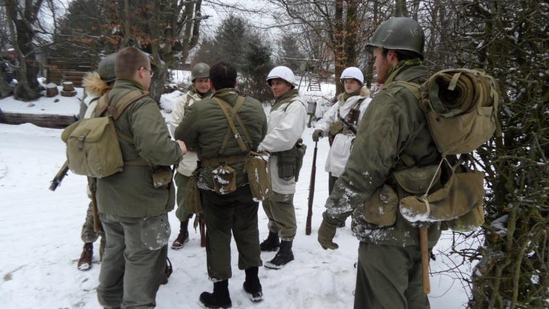 Marche de la 82ème Airborne 2013 Marche34