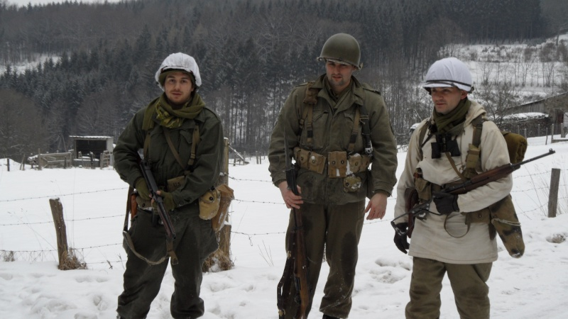 Marche de la 82ème Airborne 2013 Marche37
