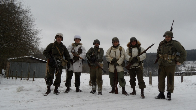 Marche de la 82ème Airborne 2013 Marche38