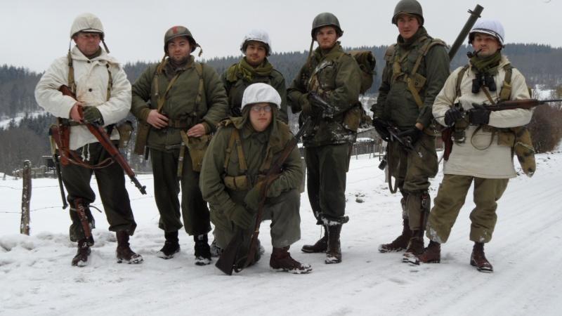 Marche de la 82ème Airborne 2013 Marche39