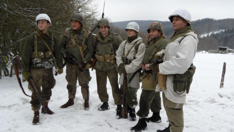 Marche de la 82ème Airborne 2013 Marche40