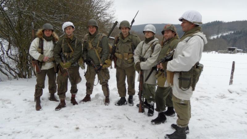 Marche de la 82ème Airborne 2013 Marche41