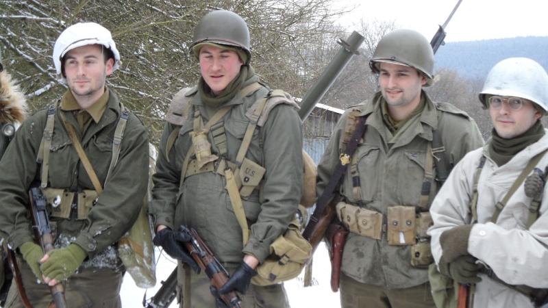 Marche de la 82ème Airborne 2013 Marche42