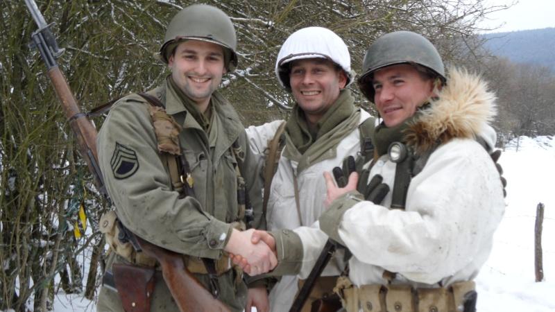 Marche de la 82ème Airborne 2013 Marche44
