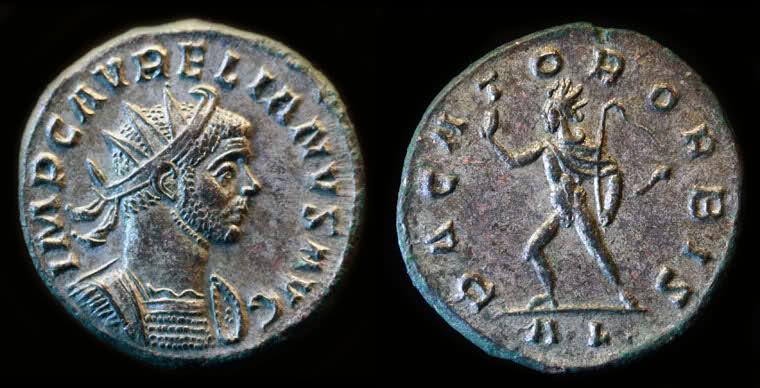 Le IIIème siècle d'aureus78 - Page 6 Aurali15