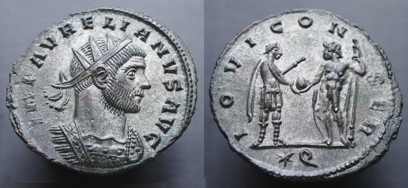 Le IIIème siècle d'aureus78 - Page 5 Aureli11