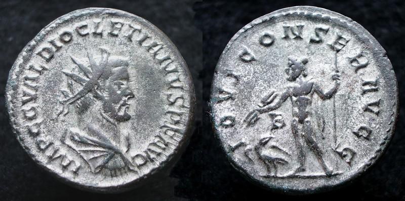 Le IIIème siècle d'aureus78 - Page 4 Diocle10