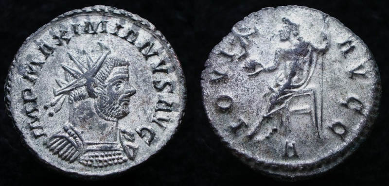 Le IIIème siècle d'aureus78 - Page 6 Maximi10